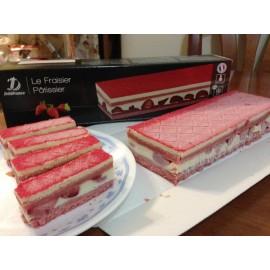 法國Delifrance 士多啤梨千層蛋糕